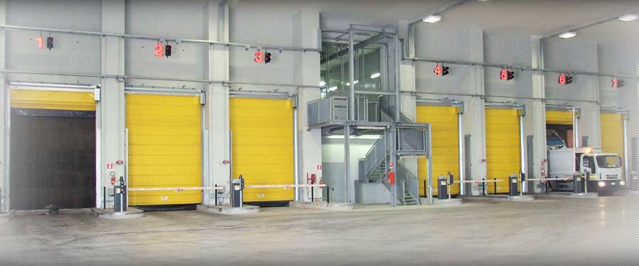 Rapid DOORS FOR RECYCLING AND WASTE TREATMENT3