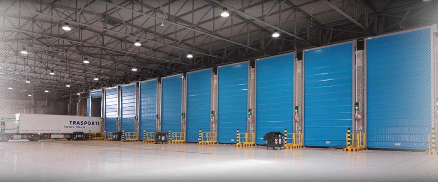 Rapid DOORS FOR RECYCLING AND WASTE TREATMENT6