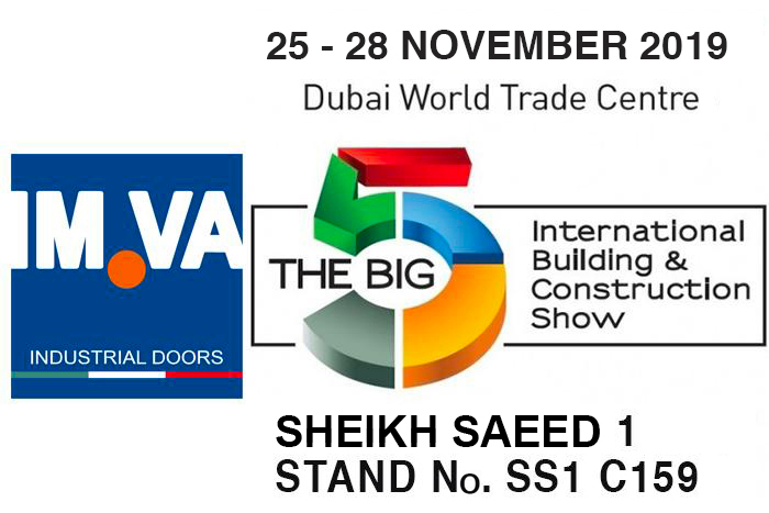 25-28 Novembre 2019, The Big 5, Dubai World Trade Centre