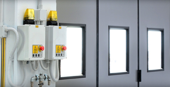 Control KITS for insulated doors
